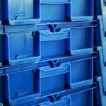 物流箱及搬運車